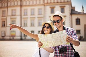 Viaggiatori millennials
