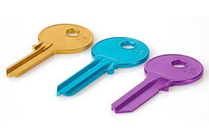 3 chiavi