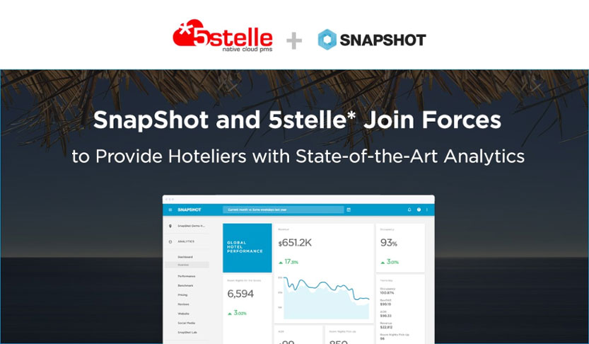SnapShot and 5stelle* Join Forces