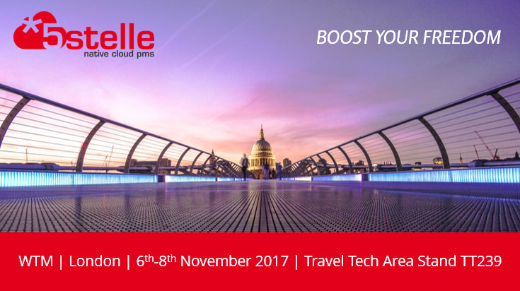 WTM 2017 - Boost your freedom