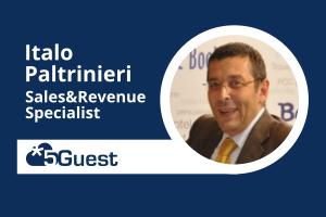 Italo Paltrinieri - Sales and Revenue Specialist