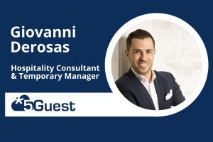 Giovanni Derosas - Hospitality Consultant & Temporary Manager