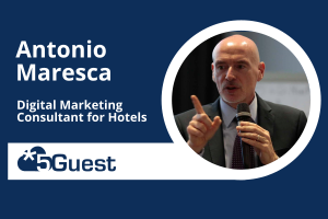 Antonio Maresca, Digital Marketing Consultant for Hotels