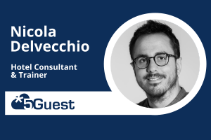 Nicola Delvecchio, hotel consultant and trainer