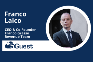 Franco Laico, CEO & Co-Founder Franco Grasso Revenue Team