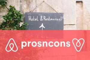 Airbnb per hotel: pro e contro