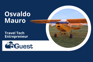 Osvaldo Mauro - Travel Tech Entrepreneur