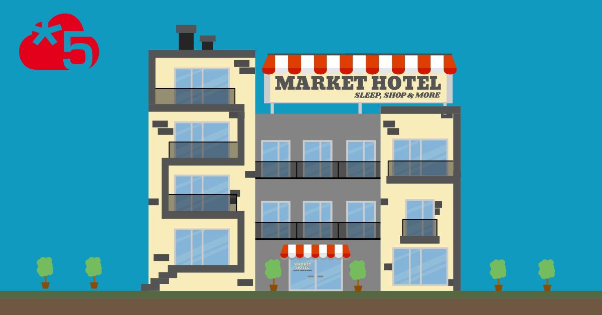 total revenue hotel